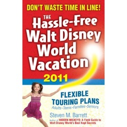 "Zip-A-Dee-Doo-Pod names ""The Hassle-Free Walt Disney World Vacation 2011"" by Steven M. Barrett (Publisher: The Intrepid Traveler) one of the best WDW how-to guidebooks"